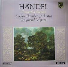 ENGLISH CHAMBER ORCHESTRA - RAYMOND LEPPARD - HANDEL - LP