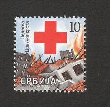 SERBIA-MNH STAMP-RED CROSS-2016