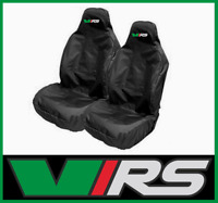 VRS Car Seat Covers Protectors - Skoda VRS Sports & Bucket Seats Fabia Octavia