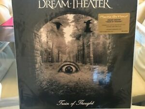 Dream Theater Train Of Thought 2xLP 1st time 180g Press Rare Audiophile New!!!!
