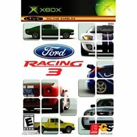 Ford Racing 3 For Xbox Original 6E