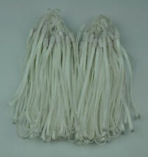 100 Pcs White wrist Strap Lanyard for Cell Phone Mp3 DC