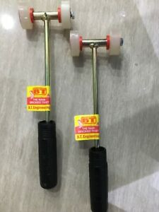 B.T.  Engineering RPL Raker Poly Long Handle Australian Made 2pcs