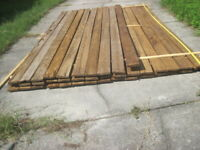 Reclaimed Rustic Solid Cypress Wood - 30 Boards 180 Sq Ft - FREE Local Delivery