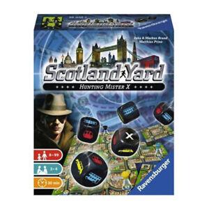 Ravensburger Scotland Yard Dice Game NEW