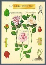 STAMP / TIMBRE BLOC FEUILLET NEUF BLOC N° 24 ** FLORE ROSE