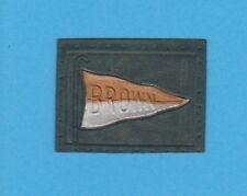 c1910s tobacco leather Brown University #3