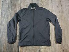 Kjus Men Dexter 2.5L Full Zip Jacket Golf Black Lightweight Size 46 Xs New