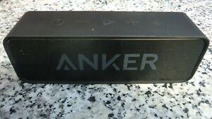 Anker SoundCore Bluetooth Lautsprecher – Schwarz Top!