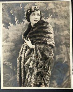 1920 Vaudeville Constance Farber Greenwich Village Follies 11x14 Mounted Photo