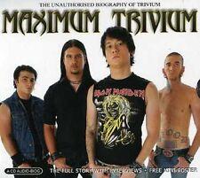 TRIVIUM - Maximum Trivium - CD + Mini-Poster - NEU OVP