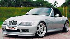 BMW Z3 2.0 2.8 3.0 Liter Models Genuine Rieger Infinity Style Front Spoiler Lip