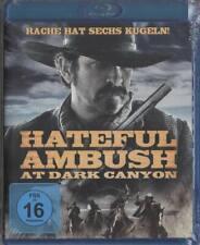 Hateful Ambush At Dark Canyon Blu Ray NEU Kix Brooks Luke Massy Timothy Murphy