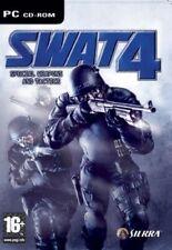 PC Spiel - Swat 4 mit OVP / DVD Box