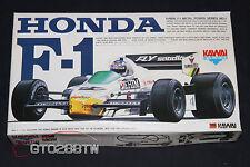 Kawai 1/20 scale HONDA F-1 Williams FW09(RE164E) 1983/84 F1(FW-9)Rosberg/Laffite