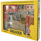 Tool Kit Replica Fake Building Crafting Set for Kids Children Construction Toys