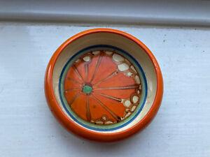 Clarice Cliff Broth Fantasque Pin Dish