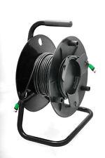 3G HD SDI Video Evolution 301-299 Flexible Cable Neutrik RearTwist BNC on Drum