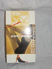 Winsor Pilates ADVANCE Body Slimming VHS Used