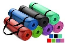10x15MM Thick Yoga Mat Non-slip Durable Exercise Fitness Gym Mat Lose Weight
