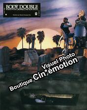 12 Photos Exploitation Cinéma 21x27cm (1984) BODY DOUBLE De Palma - Griffith BE