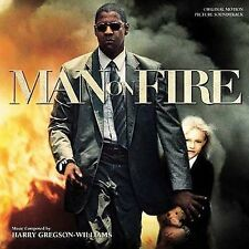 Man on Fire [Original Motion Picture Soundtrack] by Harry Gregson-Williams (CD,