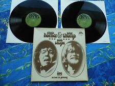 ALEXIS CORNER & THORUP ♫ LIVE ON TOUR IN GERMANY ♫ RARE LP GREEN BRAIN #1stA