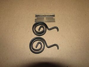 NORS DOOR LOCK LATCH SPRING 1933 1934 PACKARD