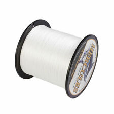 Hercules Strong 328 - 1094 Yard PE White Braid Fishing Line Saltwater 10-300lbs