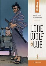 Lone Wolf And Cub Omnibus Volume 3: By Kazuo Koike