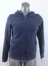 L.L. Bean Women's Small Hoodie Long Sleeve Micro Fleece Lined Full Zip Jacket