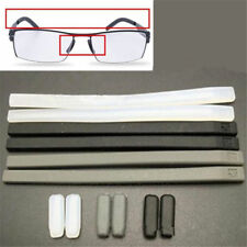 4Pcs/set Silicone Gel Cover Temple Tips Pad For ic! berlin Glasses Frame 3 Color