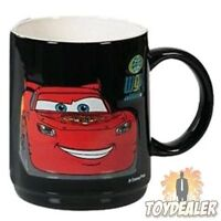 Cars WGP World Grand Prix Lightning McQueen Auto Tasse Mug Becher Disney Kinder