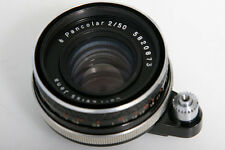 Zeiss Pancolor 50mm f2 Lens For Exakta #5820873