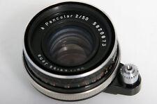 Zeiss Pancolor 50mm f2 Lens For Exakta #5820873
