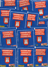 Hamburg sammelt Hamburg 2/25 Tüten/Panini/Sticker/Blau (3)