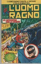 UOMO RAGNO seconda II 2a SERIE CORNO N.46  MARATONA CON