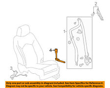 Buick GM OEM 13-18 Encore Front Seat Belt-Buckle Tensioner Right 19352615