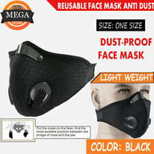 Reusable N95 Face Mask Protection Sports Outdoor Anti Dust Pollution Facemask