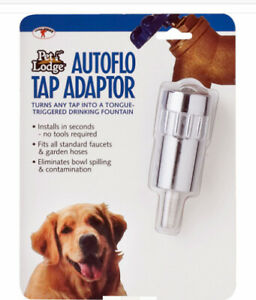 Autoflo Tap Adaptor by Pet Lodge