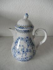 Porzellan Kaffeekanne China-Blau Oskar Schaller (B743)x