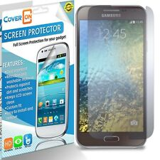 For Samsung Galaxy E5 Screen Protector 3 Pack Clear LCD Cover Guard