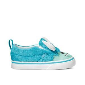 Vans Kids Baby Girl's Slip-On V Toddler Sneakers