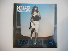 NELLY FURTADO : MANEATER - UNDERCOVER [ CD SINGLE NEUF PORT GRATUIT ]