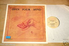 KPM LIBRARY MUSIC LP 1314 ~ OPEN YOUR MIND ~ ANDY CLARK