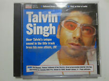 Future Music  Sample CD Talvin Singh   FM77 Dec98