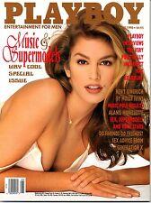 US-Playboy Mai/05/1996  CINDY CRAWFORD & CARMEN ELECTRA & SHAUNA SAND