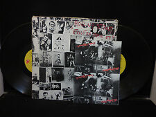 The Rolling Stones - Exile On Main St on Rolling Stone Records COC 2-2900 2LP