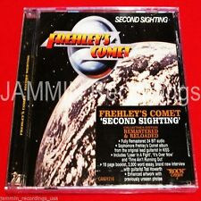 FREHLEY'S COMET - Second Sighting - REMASTERED NEW CD ROCK CANDY - Ace Frehley