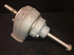 """VTG Delta Rockwell 31-710 6"""" Belt & 12"""" Disk Finishing Machine Arbor Assembly"""